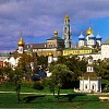 """The Architectural Ensemble of the Trinity-St. Sergius Lavra"""